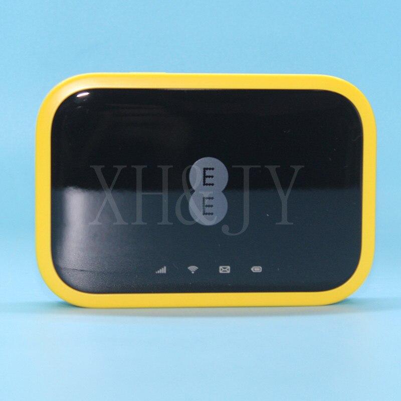 Débloqué nouveau EE120 Cat12 600 Mbps Portable 4300 mAh batterie 4G LTE Mobile WiFi routeur 4GEE WIFI et chargeur PK E5786S E5577