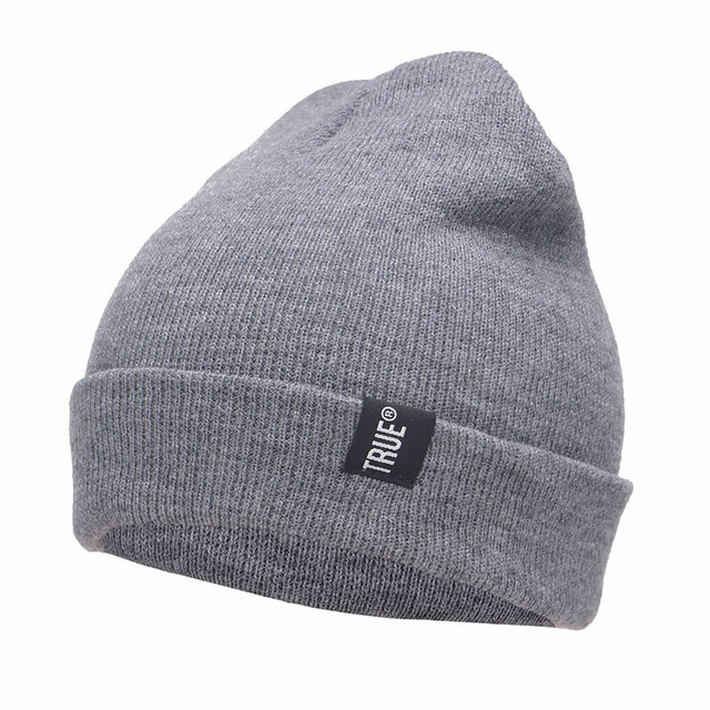Women's winter hat knitted Cotton beanies female fashion skullies casual outdoor ski caps thick warm hats for Man skullies beanies the new russian leather thick warm casual fashion female grass hat 93022