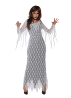 Hot Sale Horror Zombie Costume Halloween Blood Ghost Costume For Women Free Shipping 3S1702 Sexy Adult Costumes