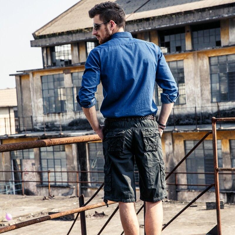 կաթիլ բեռնափոխադրումներ Նոր քողարկող - Տղամարդկանց հագուստ - Լուսանկար 2