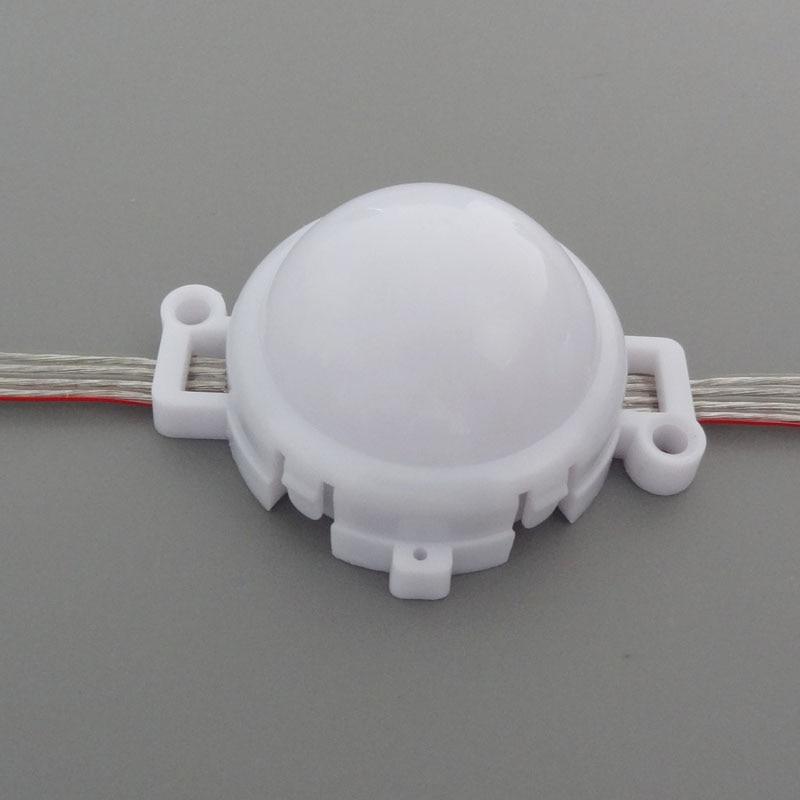 Lights & Lighting Radient 40mm 6leds Ucs1903 Pixel Rgb Led Module Light;addressable Rgb 5050 Smd 6leds/module,20modules/string,dc24v Input,waterproof Ip67 Buy One Get One Free