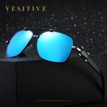 Aluminum Magnesium Designer Brand Polarizerd Men Sunglasses women Sun Glasses female gafas de sol polarizadas with accessories