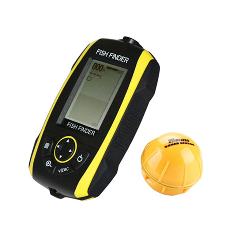 aliexpress : buy new hot sell wireless sonar fish finder built, Fish Finder