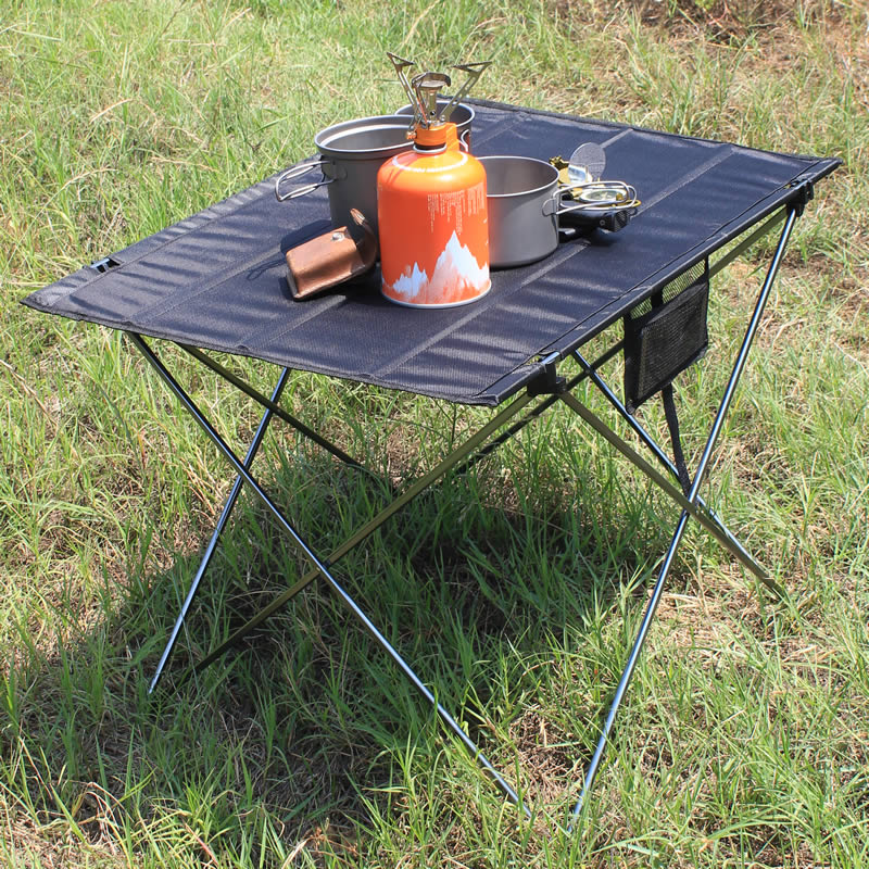 2018 Outdoor Folding Table Ultra-light Aluminum Alloy Structure Portable Camping Table Furniture Foldable Picnic Table Oxford2018 Outdoor Folding Table Ultra-light Aluminum Alloy Structure Portable Camping Table Furniture Foldable Picnic Table Oxford