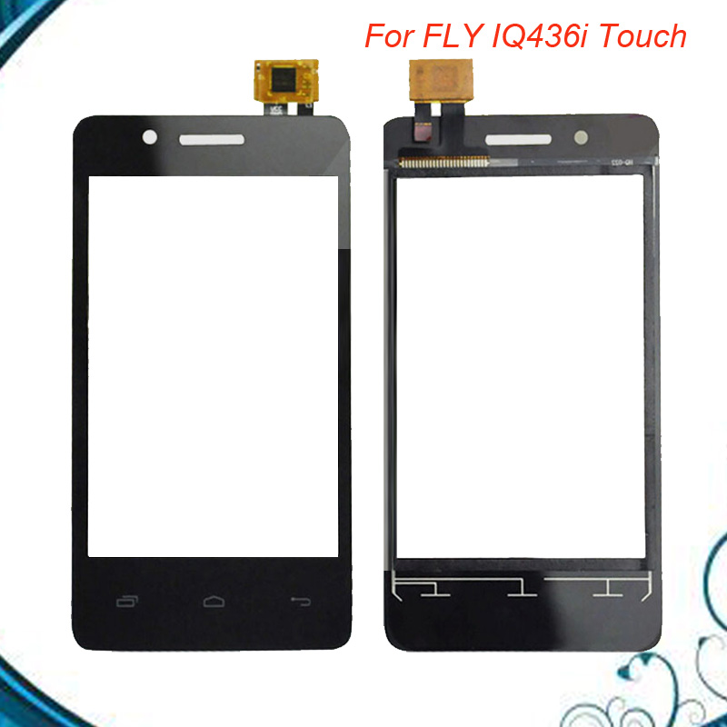 3.5 Touchscreen Sensor Touch Panel For FLY IQ436i ERA Nano 9 IQ 436i Touch Screen Digitizer Front Glass IN Stock