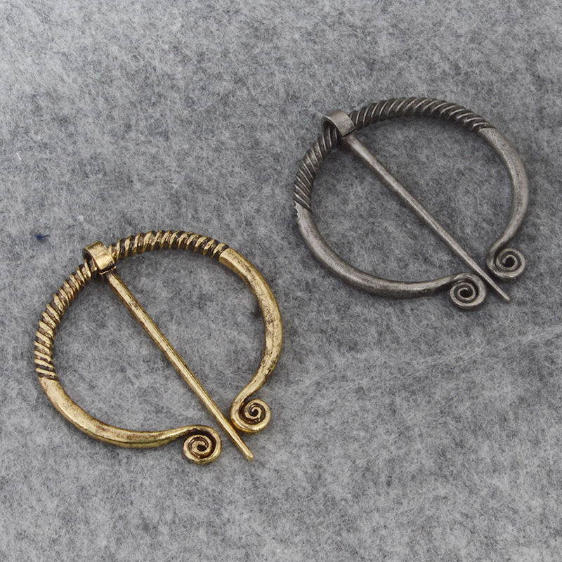 QIHE-JEWELRY-Ancient-silver-bronze-Belt-Buckles-Brooch-Buckle-Clasp-Cloak-Pin-Medieval-Viking-Jewelry-for(3)