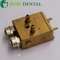 1 PC Dental strong suction weak suction control valve 2 in 1 air switch Ground tank valve Water valve Dental Valve SL1262