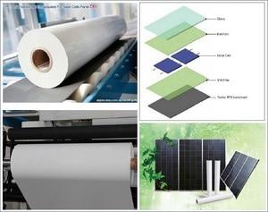 Image 2 - 550MM x 5M Solar Backing Sheet For DIY Photovoltaic Solar Panel Encapsulation