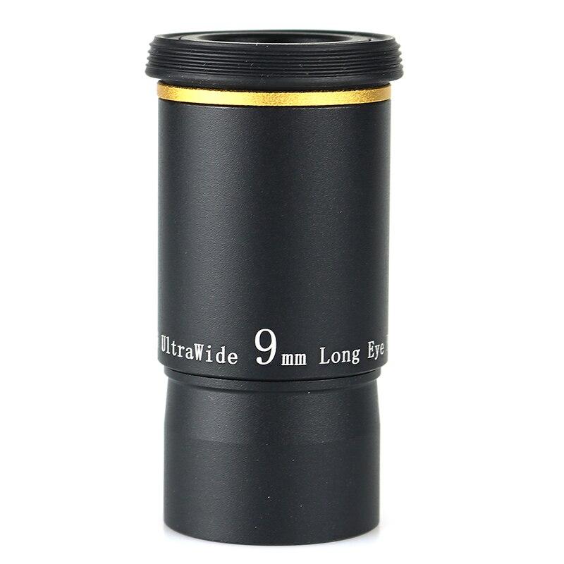 Oculaire télescope Datyson 9mm 66 degrés Ultra grand Angle entièrement Mutil 1.25 pouces Ports offre 6mm 15mm 20mm au choix
