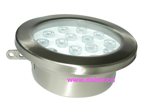 15W underwater LED light,LED spotlight ,IP68,stainless steel SL304,good quality EDISON chip.2-year warranty,24V DC,DS-10-63 stainless steel ip68 outdoor 15w led spotlight led outdoor light 24v dc ds 10 53 15w 2 year warranty good quality edison chip
