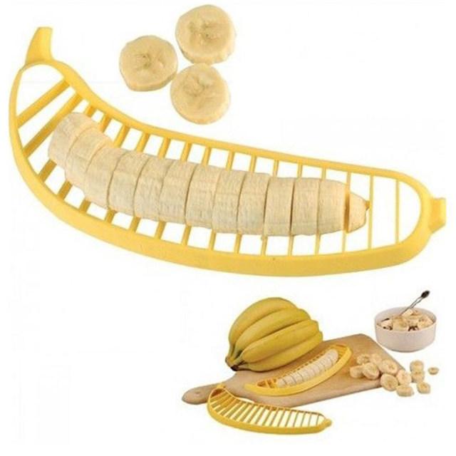 Food Grade PP Banana Slicer