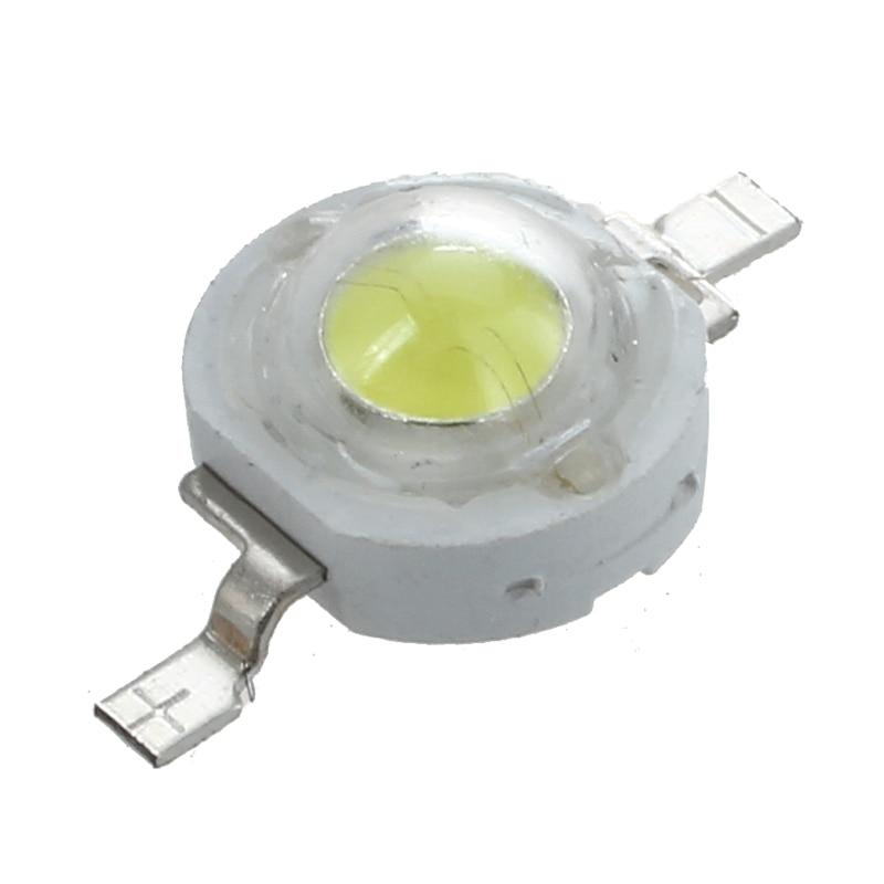 1W Super Bright High Power White LED Lamp Light1W Super Bright High Power White LED Lamp Light