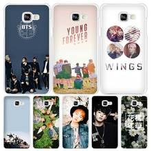 BTS Phone Cases for Samsung Galaxy