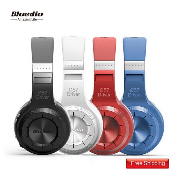 ФОТО Original Bludio Bluedio HT Powerful Bass Stereo Bluetooth V4.1 Wireless Headphone Bulit-in Microphone Noise Isolating Headset