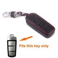1 Cái 3BTS Từ Xa Thông Minh Key Chủ Trường Hợp Fob PU Da Phù Hợp Đối Với Volkswagen Passat CC