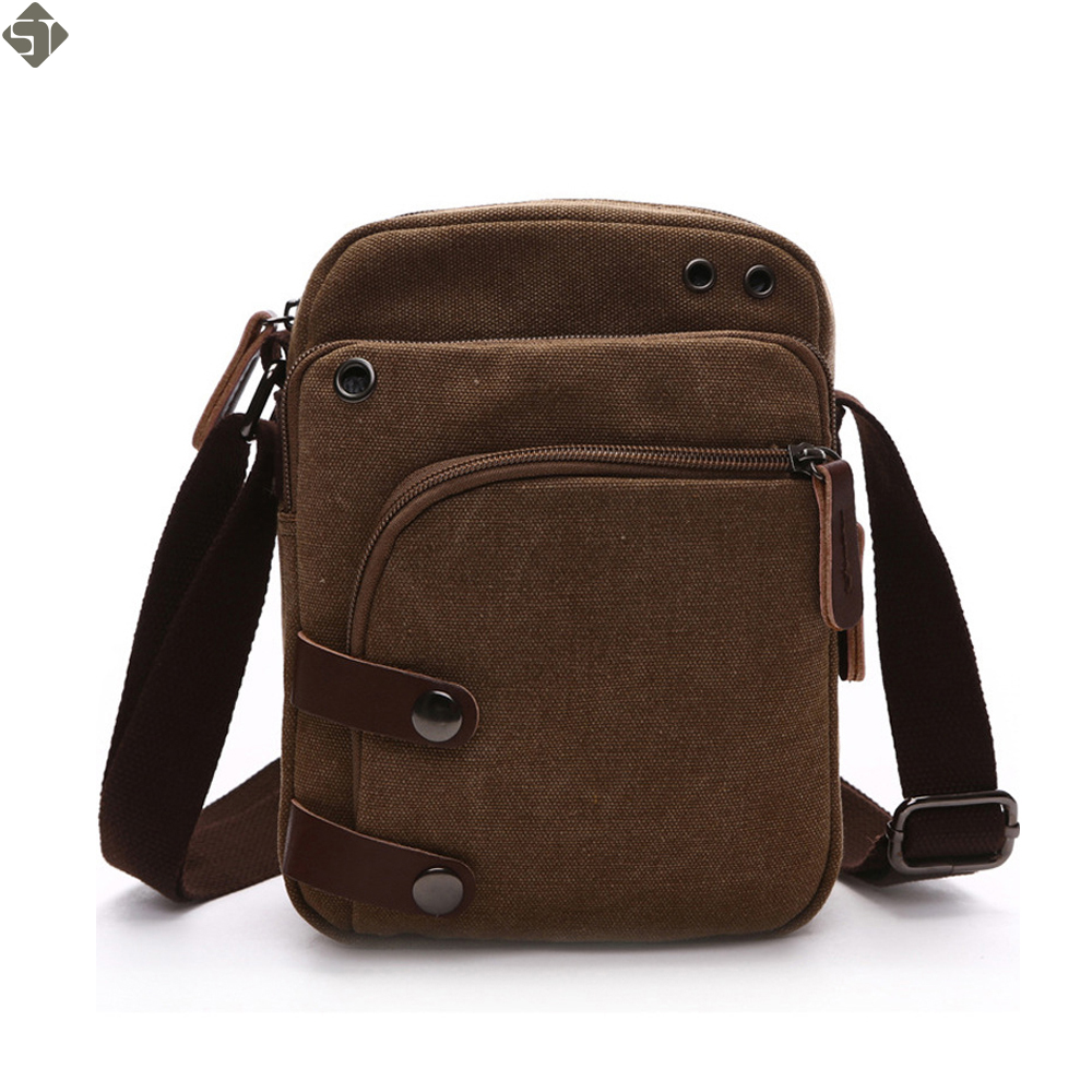 FUSHAN Fashion Men Shoulder Bag High Quality Canvas Computer Crossbody Bags Casual Travel Bags Military Men Messenger Bags canvas leather crossbody bag men briefcase military army vintage messenger bags shoulder bag casual travel bags