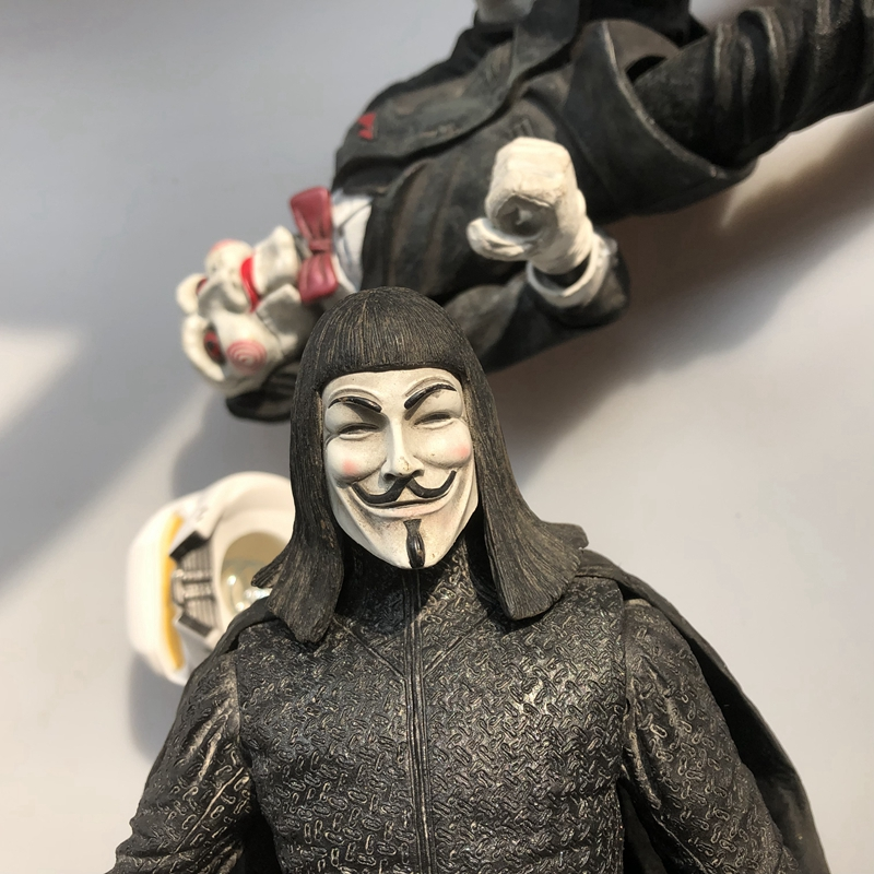Toys Power CT013 1//6 V for Vendetta 2.0 Model 12/'/' Movable Action Figure Doll