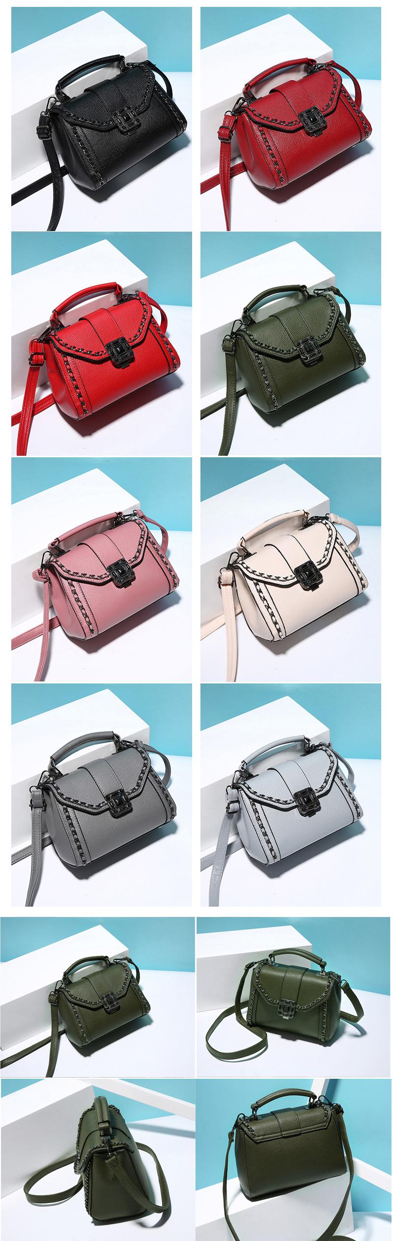 82ee9236b89c8 YOIIOY Women Handbag Small Fashion PU Leather Bags Women Messenger ...