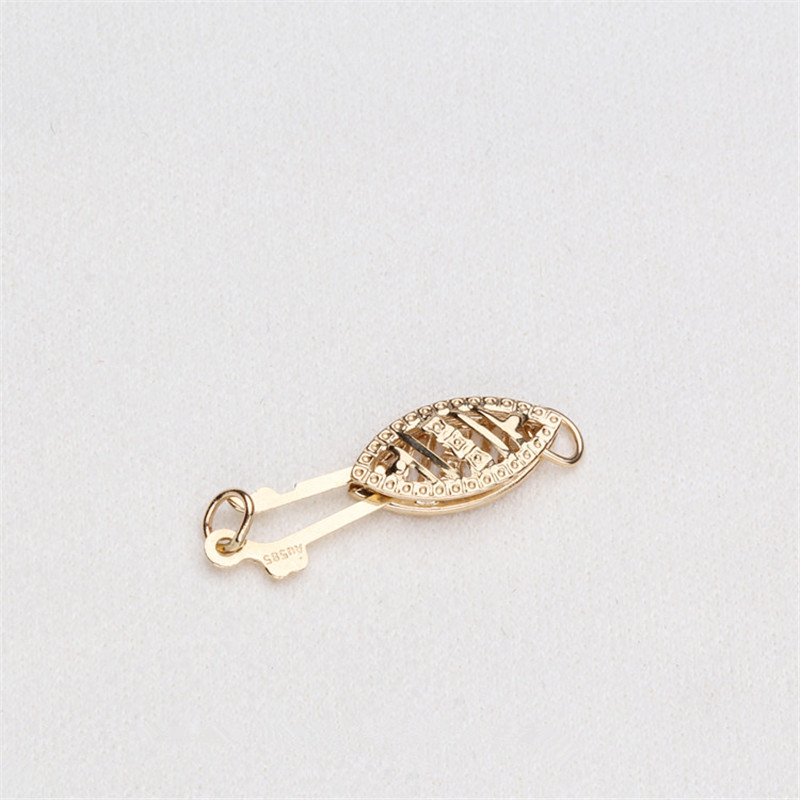 Jewelry Making Supplies Fashion Connectors Clasps For Bracelets Necklaces Accessories DIY Beaded Pearls Jewellery Findings