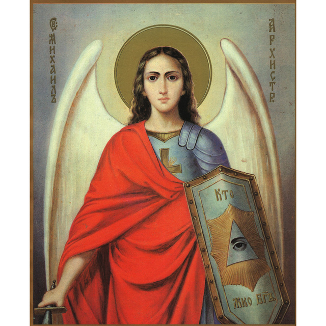 saint michael christian icons religion diamond painting 5d wall