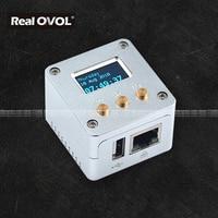 RealQvol FriendlyARM NanoPi NEO/NEO2 Metal Complete Kit Aluminum Housing oled Programmable in Python