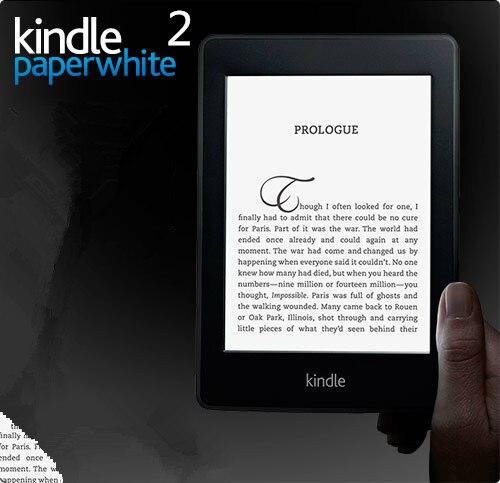 73983194f3766a Rinnovato buone condizioni Kindle paperwhite 2 Schermo e-ink Ebook Lettore  di Ebook Ereader Costruito