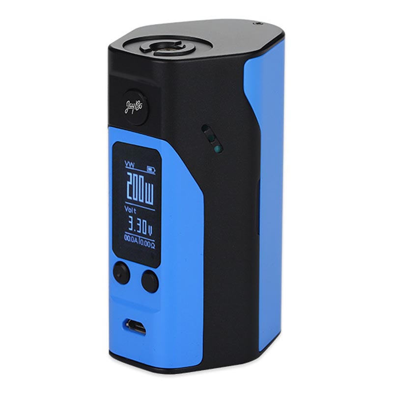 ФОТО Electronic Cigarette Wismec Reuleaux RX200S TC 200W OLED Screen Box Mod with Upgradeable Firmware Reuleaux RX200S 100% Original