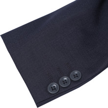 new fashion high quality three pcs solid grey formal boys wedding suit
