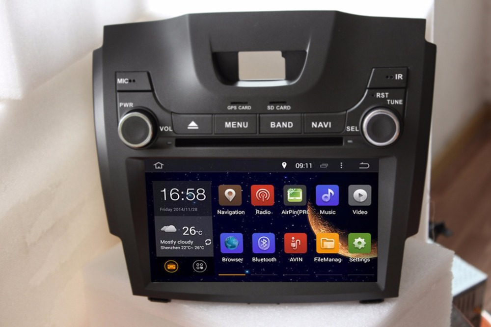 FREE GIFTS Octa 8 Core Android 6.0 Fit Chevrolet S10  S-10  Car DVD Player DVD STEREO GPS Navigation GPS Radio dvd DAB WIFI