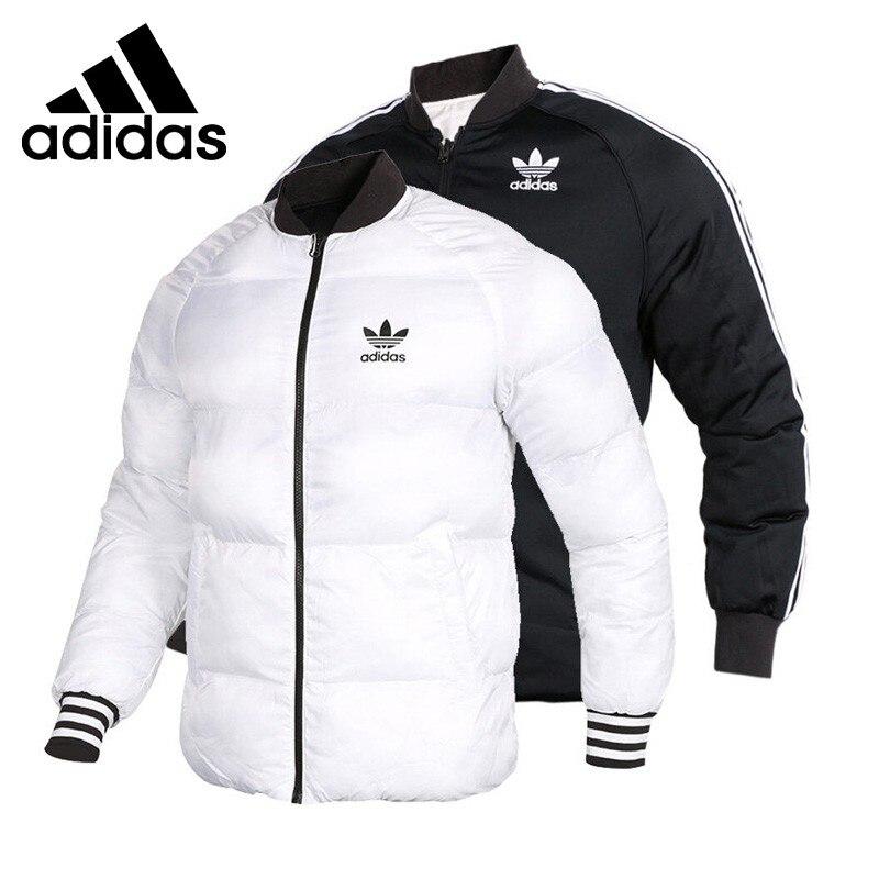 Original New Arrival 2017 Adidas Originals SST JACKET Men's Reversible Down coat Hiking Down Sportswear original nike women s down coat vest warm down jacket sportswear