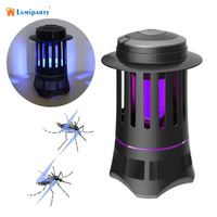 LumiParty EU Mosquito Killer Lamp Outdoor Indoor Safety Electric Photocatalyst Mosquito Repellent Insect Repeller Control Lamp