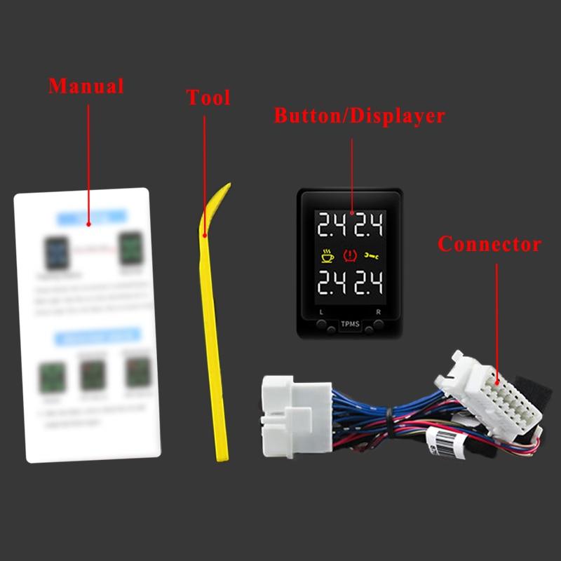 Toyota tire pressure monitor system 8