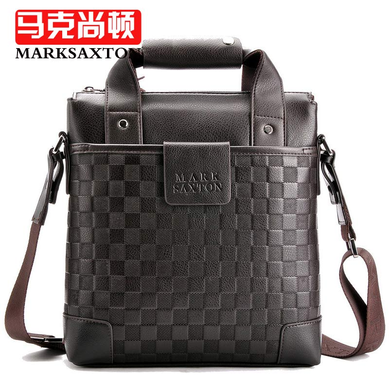 ФОТО New Arrival 2017 soft leather male commercial portable briefcase, men genuine leather briefcase, men portfolio, bussiness bag