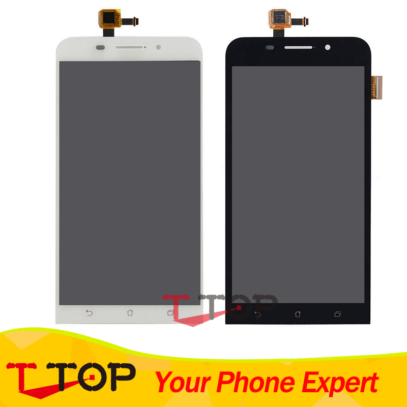 LCD Assembly For Asus zenfone Max ZC550KL LCD Screen Display And Touch Screen Panel Digitizer Replacement 1PC/Lot