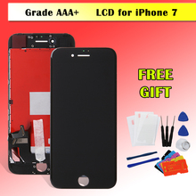 Grade AAA high screen for iPhone 7 LCD display screen Replacement with 3D Touch Screen Digitizer Assembly Full Pantalla Module
