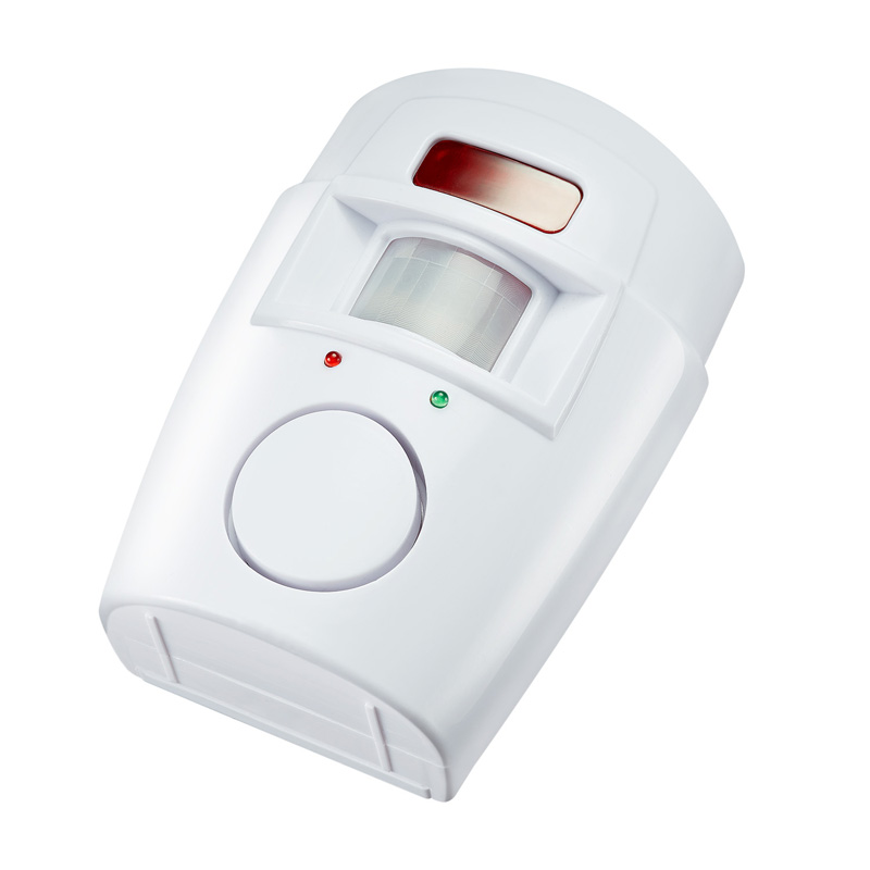 Image 3 - Home Security PIR MP Alert Infrared Sensor Anti theft Motion Detector Alarm Monitor Wireless Alarm system+2 remote controller-in Alarm System Kits from Security & Protection