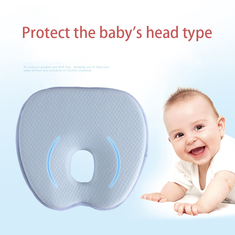 Friendly Baby Shaping Pillow Play Mat Stroller Sleep Headrest Neck Protection U-shape Cushion Baby Bunker Bed Pillow Baby Positioner Baby Bedding Pillow