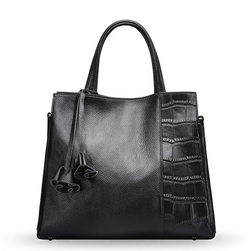 0c80282e6be0 Womens Handbag Leather Leather Shoulder Bag Fashion Handbag crossbody Bag  Womens Tote Messenger Purse Satchel Lady
