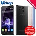 Blackview p2 4g teléfono móvil android 6.0 4 gb ram 64 gb rom Octa Core 6000 mAh Batería 1080 P 13.0MP Dual SIM 5.5 pulgadas Celular teléfono