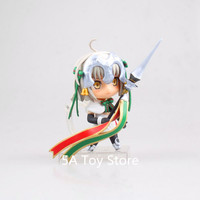 Fate Grand Order Lancer Jeanne D'Arc Alter Santa Lily Nendoroid 815 PVC Action Figure Collection Model Toys Doll