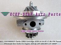 Turbo CHRA Cartridge Core K03 53039880025 53039700025 058145703N For AUDI A4 A6 B5 C5 For VW Passat B5 1.8T AEB AJL APU ARK 1.8L