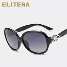 ELITERA Polarized Sunglasses Women Luxury Fashion Summer Sun Glasses Vintage Sunglass Outdoor Goggles Eyeglasses Oculos de sol