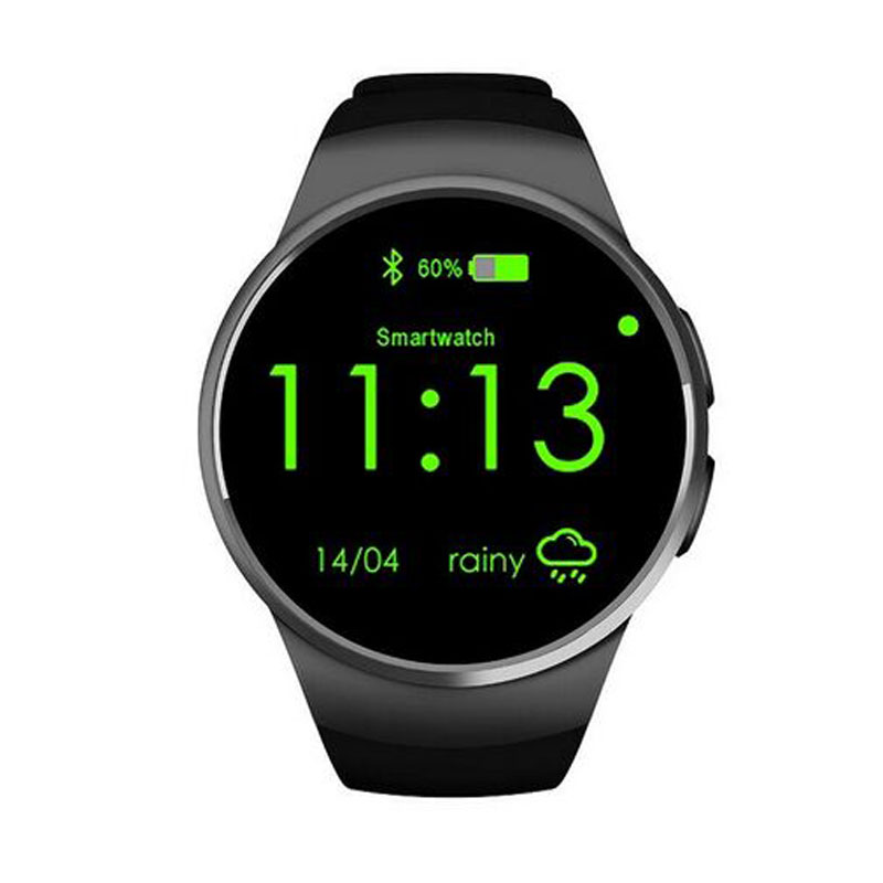 Здесь продается  GREZOO KW18 Smart Watch SIM TF MTK2502 Heart Rate Monitor Smartwatch Touch Screen Camera bluetooth Wristwatch for Mobile Phones  Бытовая электроника