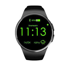 GREZOO KW18 Smart Watch SIM TF MTK2502 Heart Rate Monitor Smartwatch Touch Screen Camera bluetooth Wristwatch for Mobile Phones
