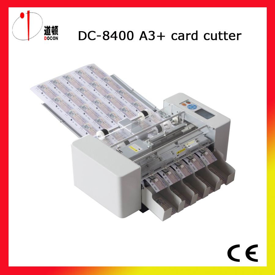 Exelent Business Card Ter Machine Vignette Ideas Automatic Cutter Price Best