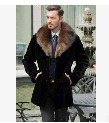 S/6xlメンズ模造毛皮のジャケット長いフェイクミンク毛皮outwearsブラックカジュアル男性オーバーコート人工毛皮服プラスサイズk512