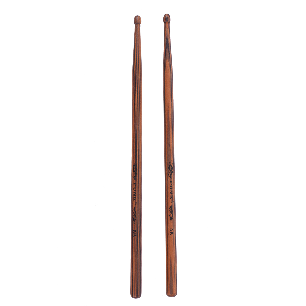 drumsticks 5a 5b 7a wooden drum sticks one pair of drumstick maple wood drum set accessories. Black Bedroom Furniture Sets. Home Design Ideas
