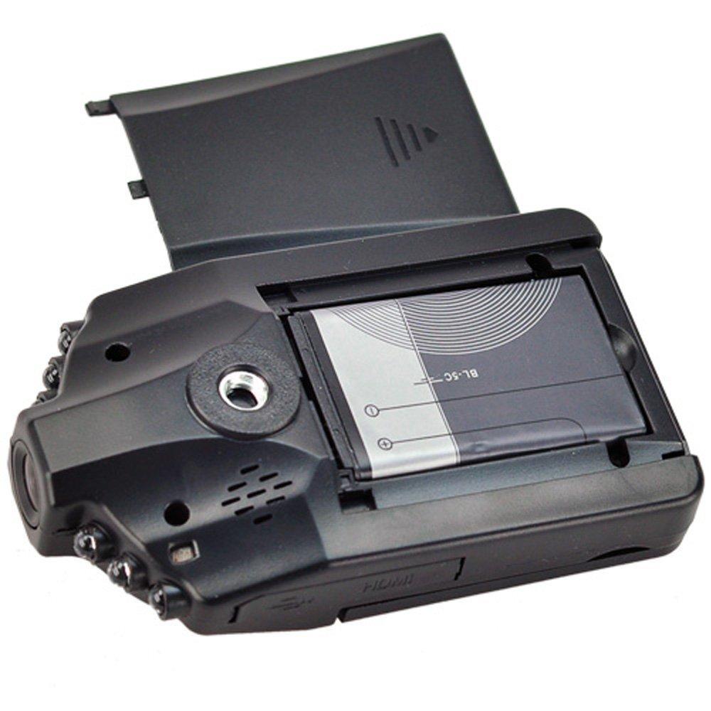 New Original Mini Car DVR Camera Dashcam HD 960P Video Registrator Recorder Cycle Recording Night Vision Dash Cam in DVR Dash Camera from Automobiles Motorcycles