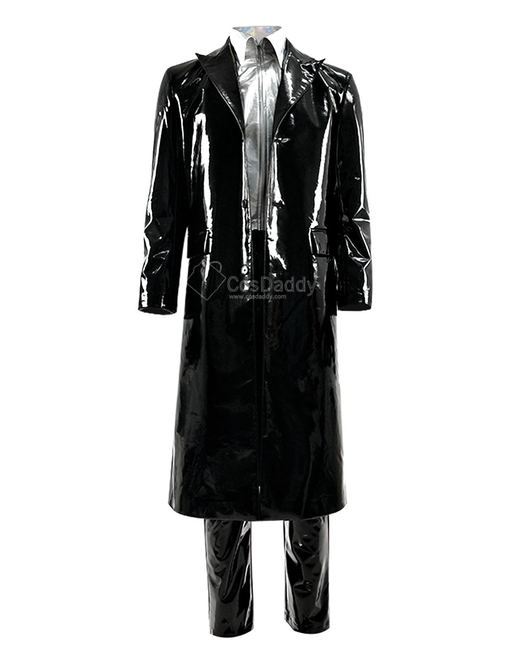 Costume d'intelligence artificielle Joe Cosplay Costume d'ai Costume de scène Steampunk pour le spectacle de fête