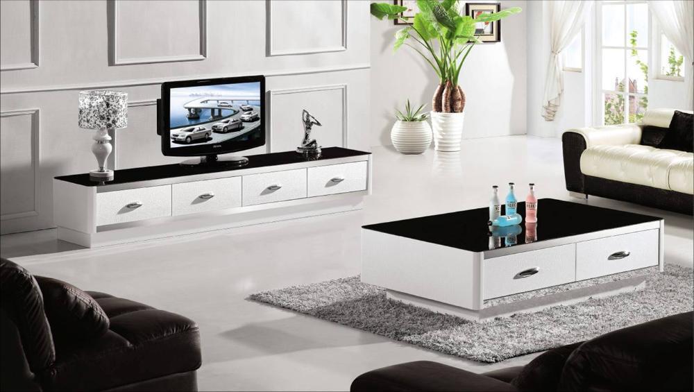 Aliexpresscom  Buy Crocodile Pattern HDF  MDF Wood Furntiure Set Table and TV Cabinet Set